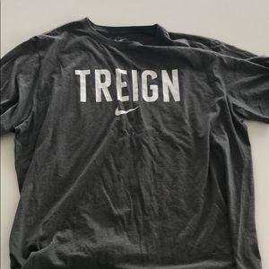 Hard to Find Nike Treign Tshirt
